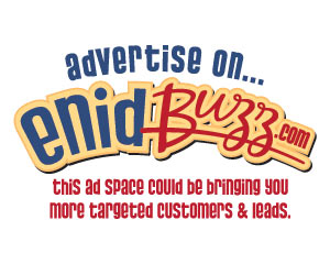 Advertise on Enid Buzz