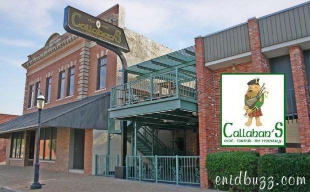 Callahan's Pub & Restaurant Enid