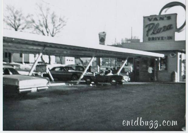 Enid Restaurant History