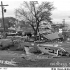 Flood Damage in Enid 1973