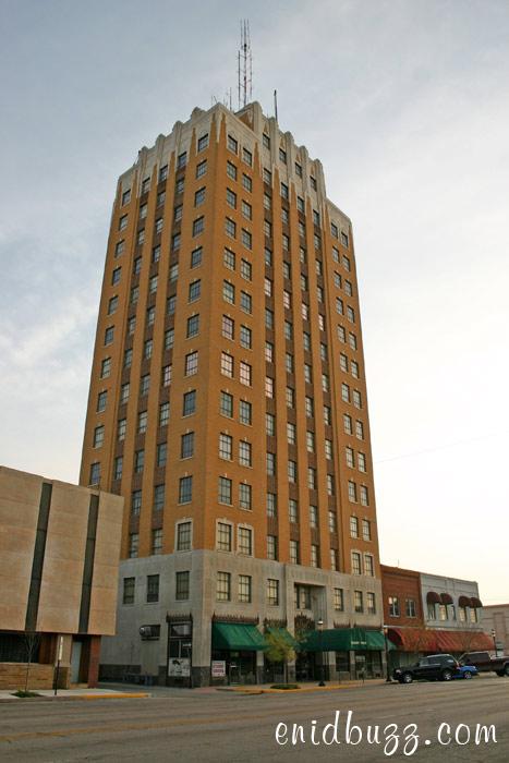 Broadway Tower Enid
