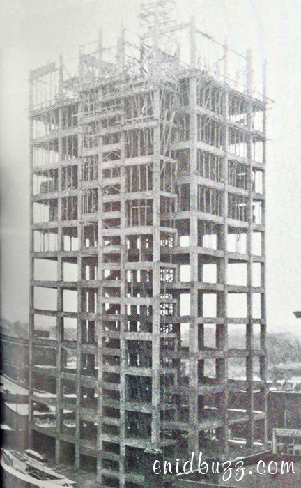 Broadway Tower Construction