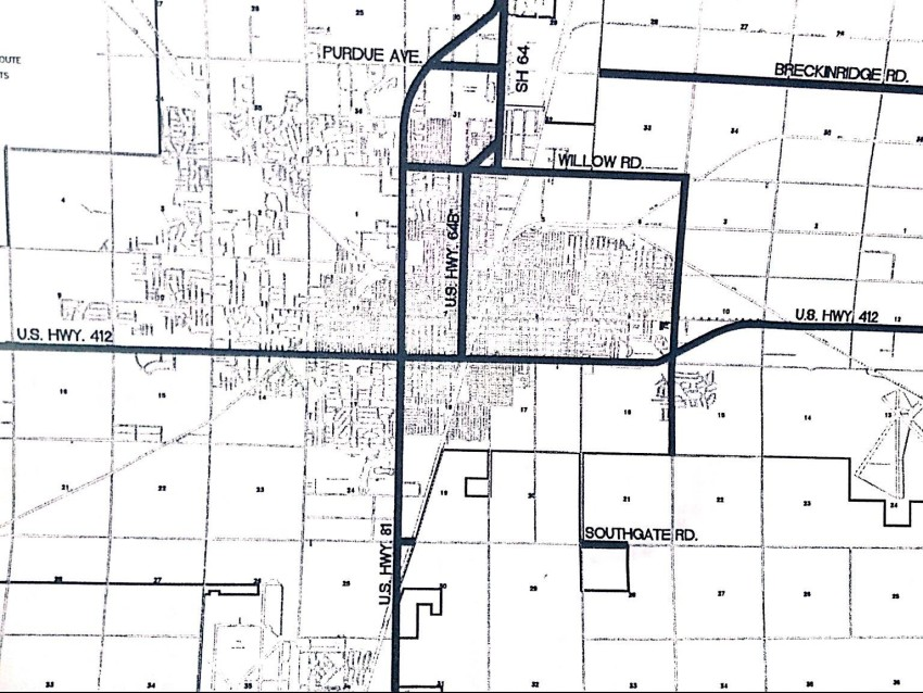 Enid Truck Route