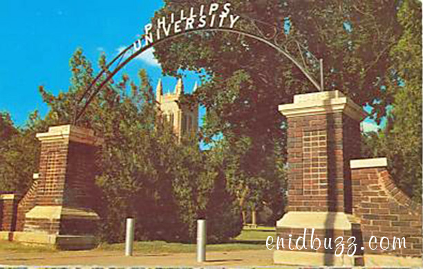 phillips-university-gate