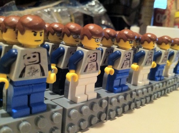 Enid Lego Builder Art