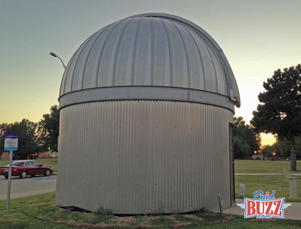 Enid Observatory Telescope