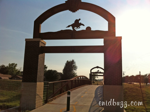 Enid Trails Bridge