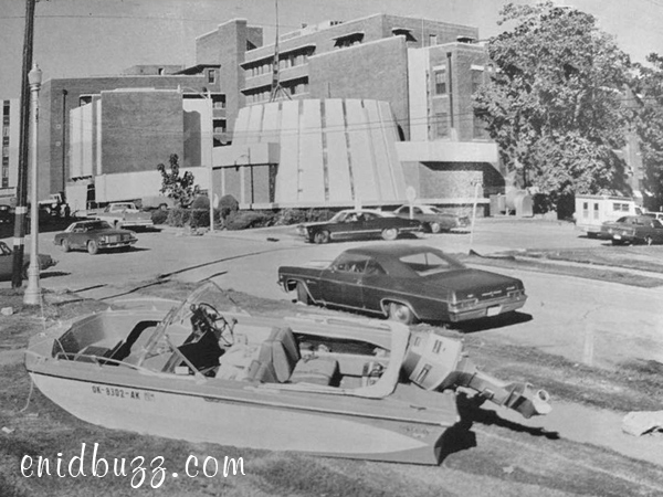 Enid's 1973 Flood