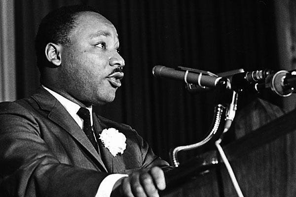 MLK-Microphone