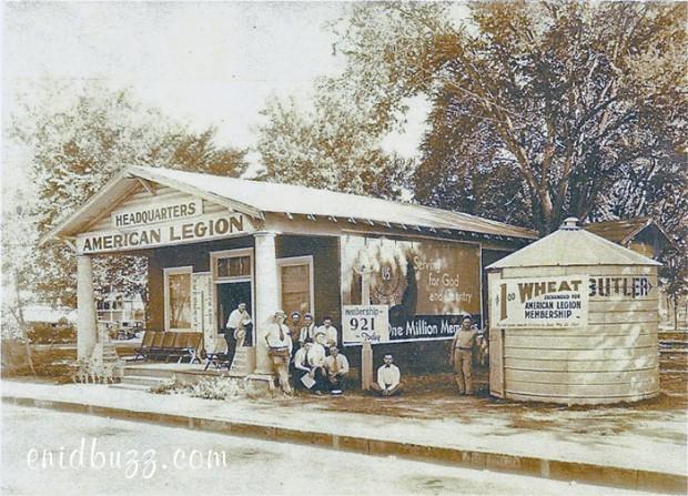 American Legion HQ