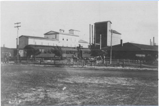 1910 grain elevator:mill