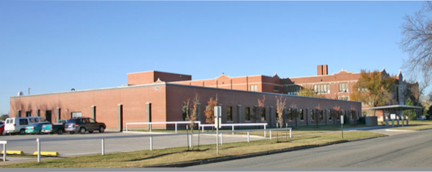 EHS with cafeteria addition