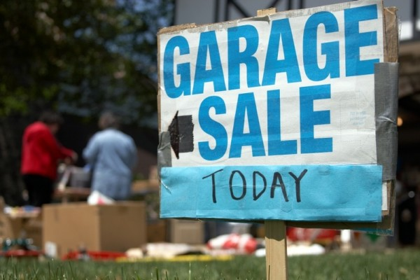 Garage Sales In Enid