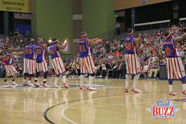 Harlem Globetrotters Returning To Enid