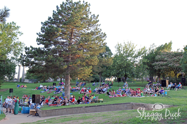 Shakespeare In The Park Enid