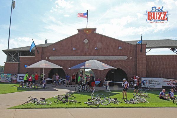 Be A Part Of Enid's Biggest Bike Tour