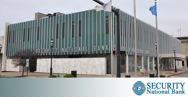Security National Bank in Enid, Oklahoma