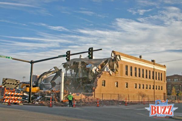 Kress Demolition In Pictures