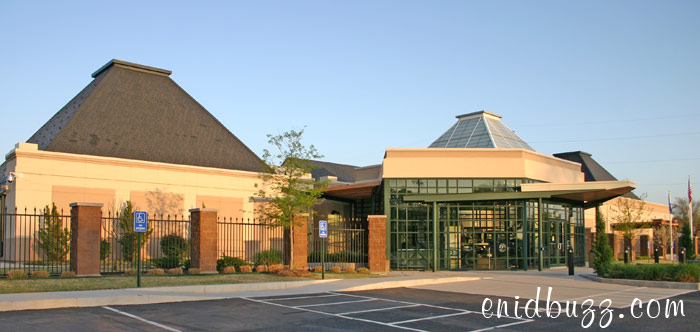 Cherokee strip conference center