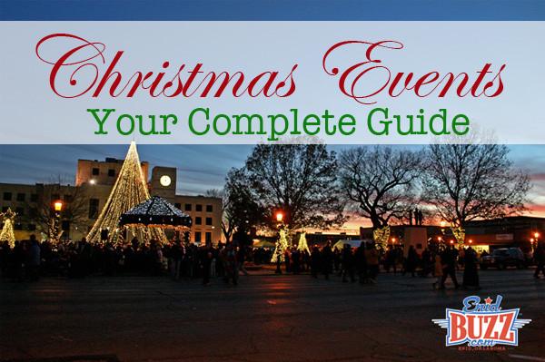 Christmas & Holiday Event List