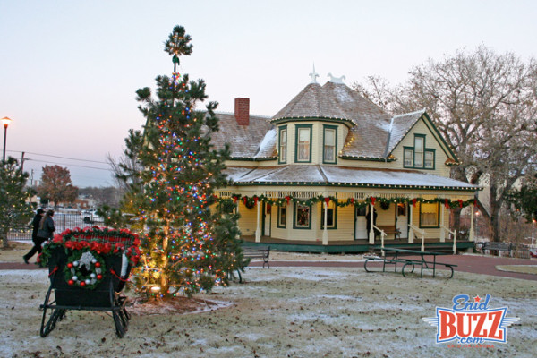 Take The Family To Christmas in the Village