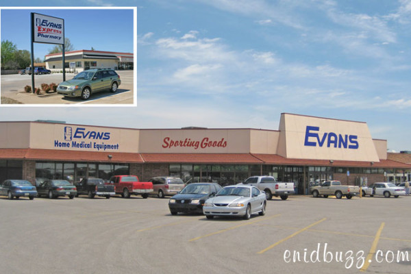 evans express pharmacy hearing aid center