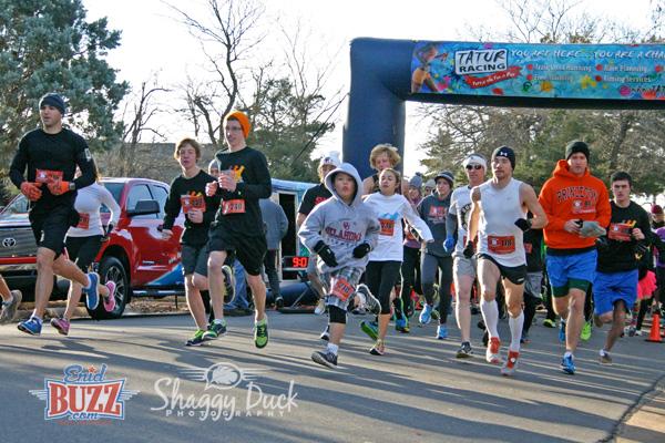Enid Running Race