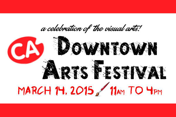 Calling All Artists! Downtown Arts Festival