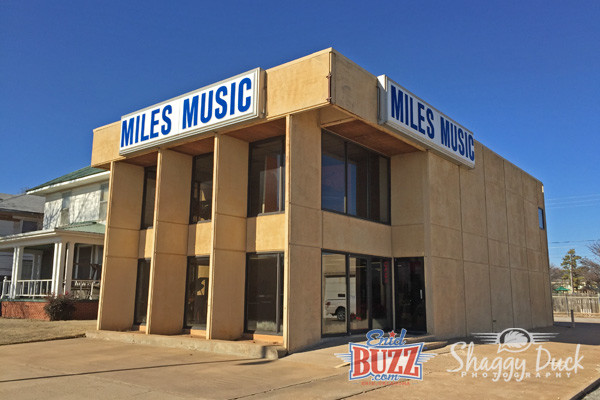 Miles Music Emptying The Building This Weekend