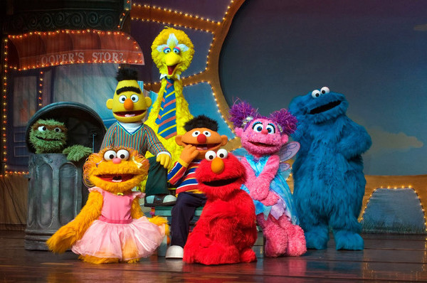 Sesame Street Live Dancing Its Way To Enid