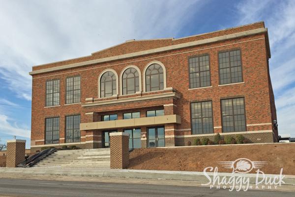 Enid Education Building