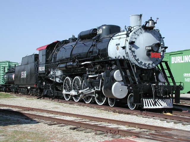 Enid Trains