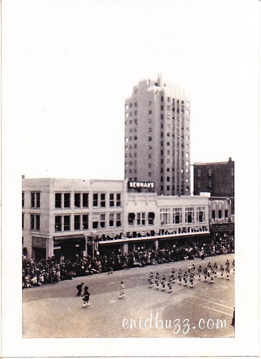 Broadway Tower Enid 1940