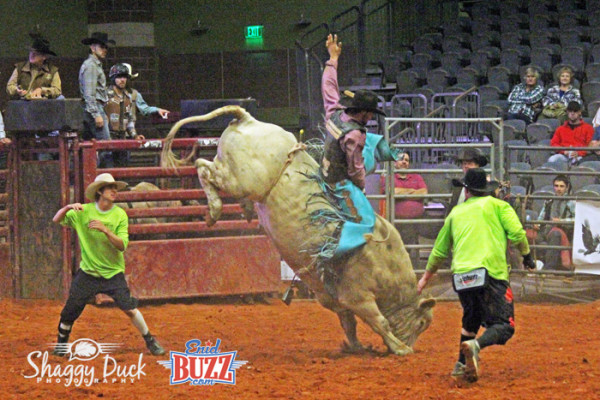 Extreme Rodeo Challenge & BBQ!