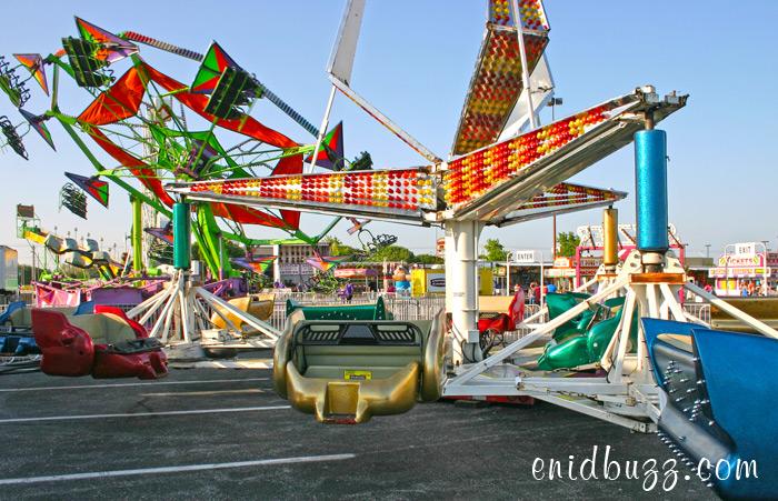 Carnival Rides in Enid, OK
