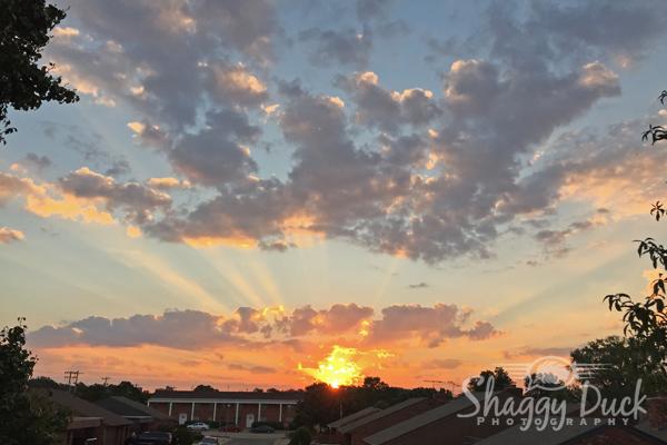 Enid, Oklahoma Sunrise