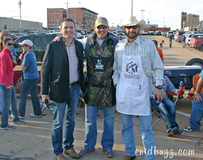 BBQ Cooks in Enid