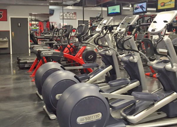 Iron Works Fitness, Enid