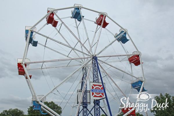 Enid Ferris Wheel