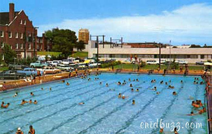 Champlin Pool in Enid
