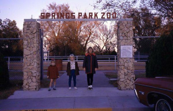 Springs Park Zoo Enid