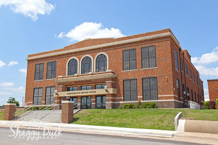 Enid Public School Building