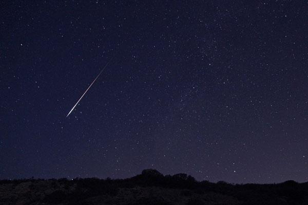 Perseid Meteor Shower To Peak Aug  11-13