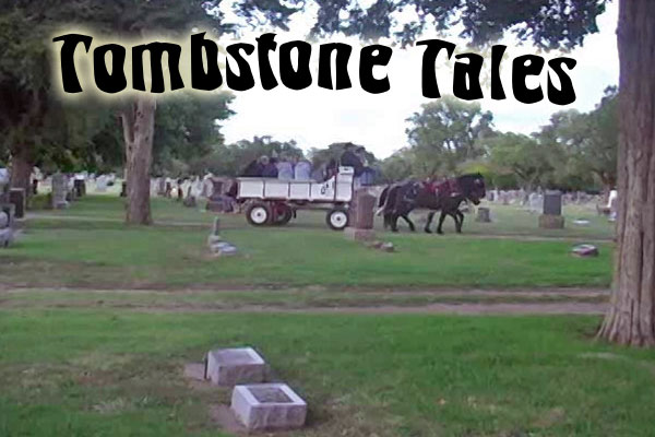 Tickets On Sale For Tombstone Tales