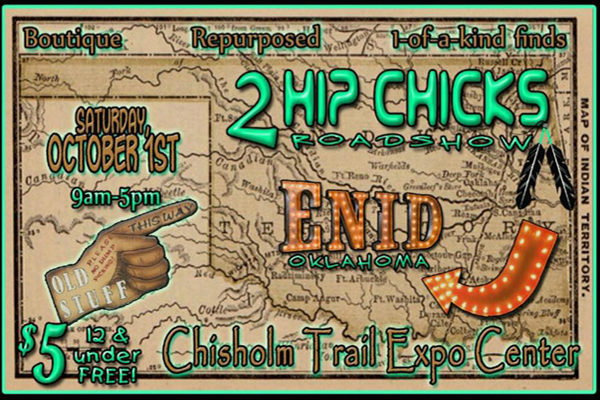 2 Hip Chicks Roadshow Coming Back To Enid