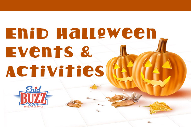 Halloween in Enid