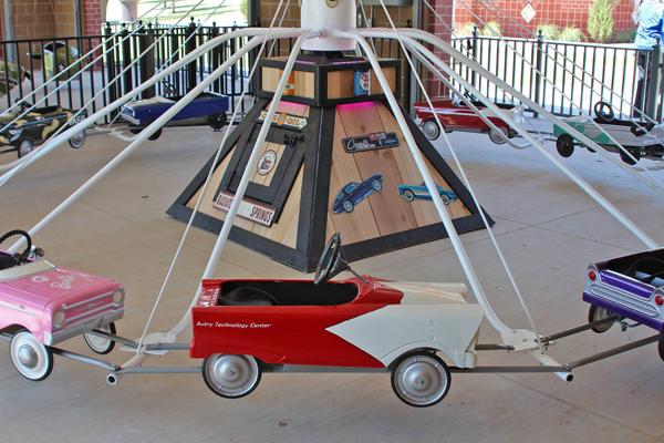 pedal-car-ride