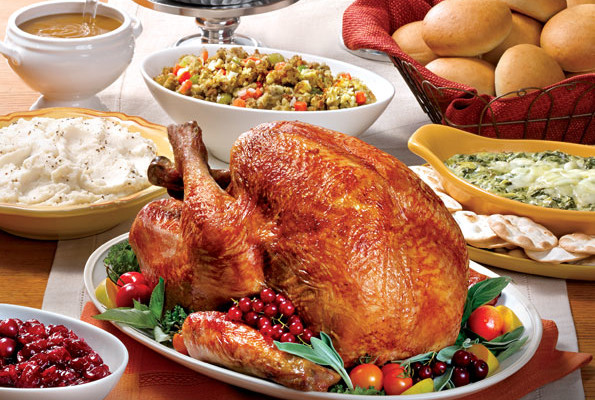 11 Traditional Thanksgiving Foods