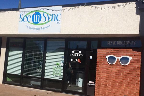 Eyewear Business Open Saturday