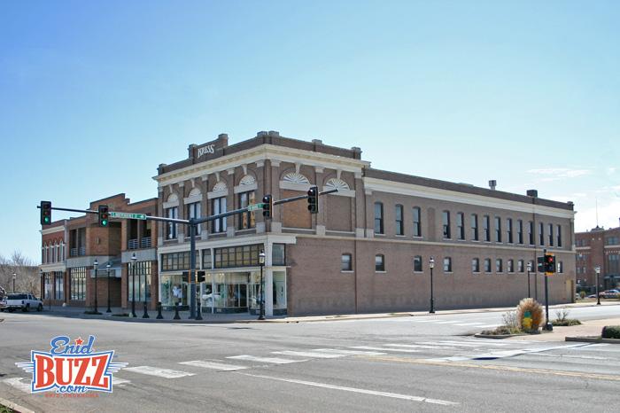 Kress Building in Enid